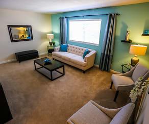 Living Room, Chapel Tower