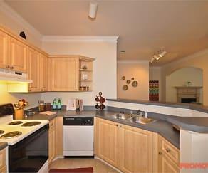 Kitchen, Paces Park
