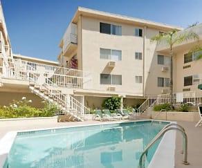 Pool, West Hollywood Ritz