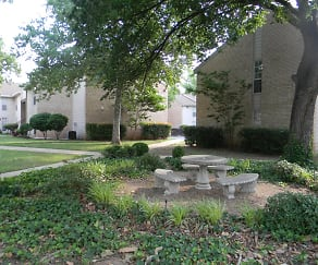 Recreation Area, Pecan Valley Apartments