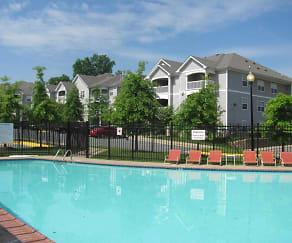 Pool, Woodwind Villa Apartments