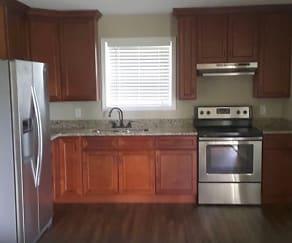 Kitchen, Scenic Ridge Apartment Homes