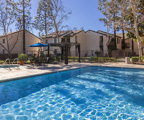 Pool, Mountain View Apartment Homes