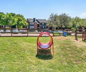 Playground, Wood Hollow