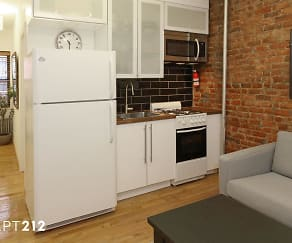 Kitchen, 174 Elizabeth Street