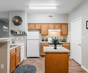 Kitchen, Signature at Trinity River