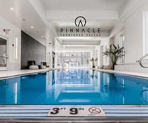 Pool, Pinnacle Furnished Suites