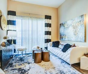 Living Room, Olympus Boulevard