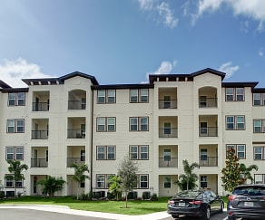 Building, Cortona South Tampa