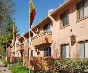 Building, Balboa Pointe Apartments