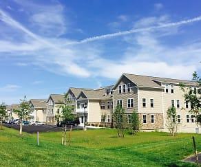 Building, Iroquois Village Apartments