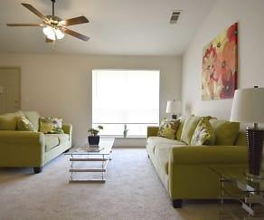 Living Room, Beeville Station