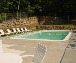 Pool, Copper Croft Apartments