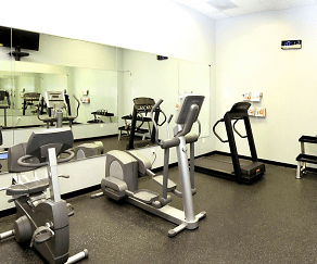 Fitness Weight Room, Shockoe Commons
