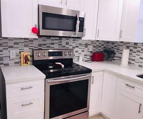 Kitchen, Water View ( Just renovated )18181 NE 31st Ct
