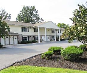 Building, Colonial - Fulton Manor