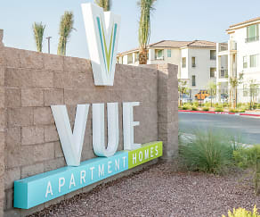 Community Signage, Vue at Centennial