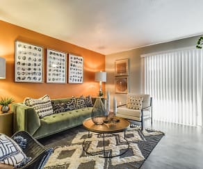 Living Room, The Aubrey