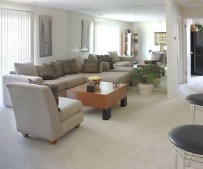 Living Room, Adams Creek