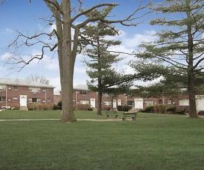 Building, Lexington Village
