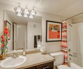 Bathroom, Retreat at Hart Ranch