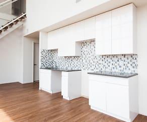 Kitchen, Essence 144 lofts