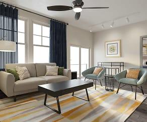 Living Room, Volaris West Kernan