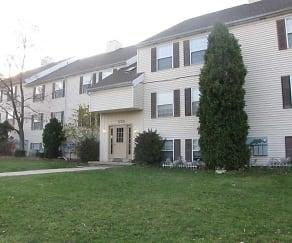 Building, Laurel Hills Apartments