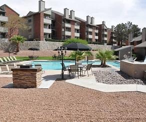 Pool, High Ridge