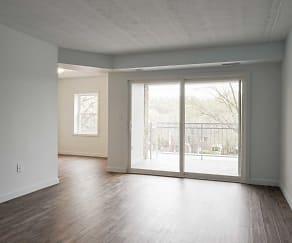 Living Room, Holly Hall