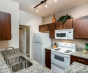 Kitchen, Lakeview at Parkside