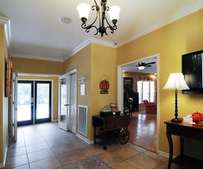 Foyer, Entryway, Eagles Landing Tallahassee