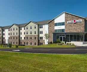 Building, College Suites at Hudson Valley - Per Bed Lease