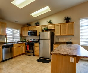 Kitchen, The Villas At Hesperia