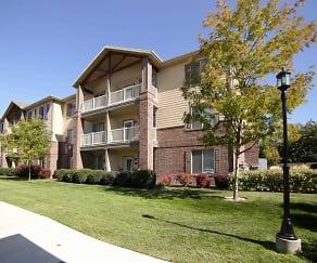 Building, Silver Crest Senior living 55+ Apartments