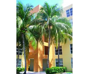 Building, International Club Apartments