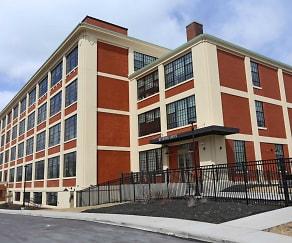 Building, Bethune Lofts