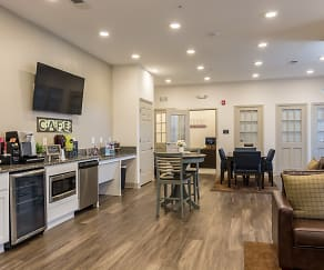 Leasing Office, Sterling King Apartments