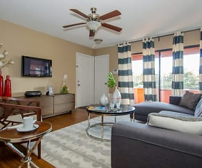 Living Room, Advenir At La Costa