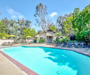 Pool, Spring Lakes Apartment Homes