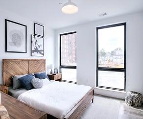 Bedroom, Blackstone Corner