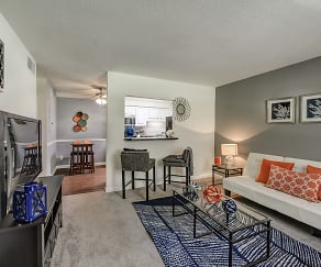 Living Room, Estes Park