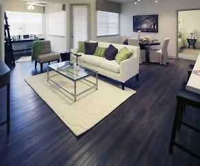 Living Room, Bridgeway at Chattanooga