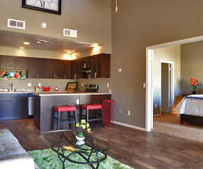 Kitchen, The Flats At Peoria