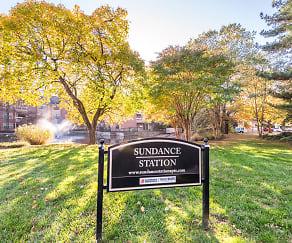 Community Signage, Sundance Station
