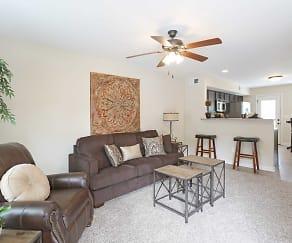 Living Room, Sonoma Ridge at Fairview