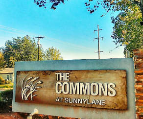 Community Signage, The Commons At Sunnylane