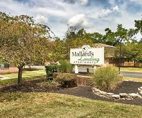 Community Signage, Mallard's Landing