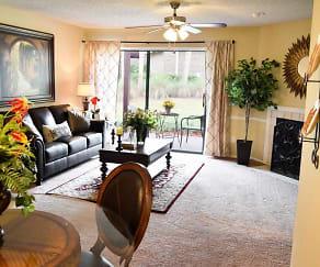 Living Room, Park at Trapani