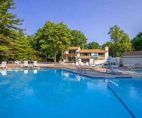 Pool, Foxrun Apartments